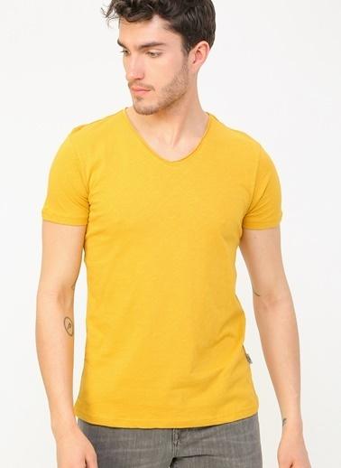 Lee Cooper Tişört Sarı